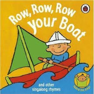 CBRHY100009: Row, Row, Row Your Boat