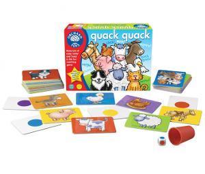 G100001:  Quack, Quack