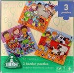 P100004: Border Puzzle - 3 in a box