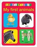 CBANI100017: Baby Basics My First Animals