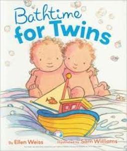 CBBAB100025: Bathtime for Twins