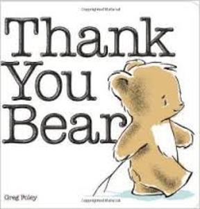 CBGSH100024: Thank You Bear