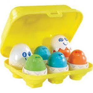 T100105: Hide n Squeak Eggs