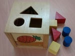 P100095: Shape Sorter and Puzzle