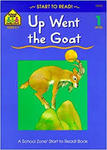 CBGR100124: Start to Read! Up Went the Goat