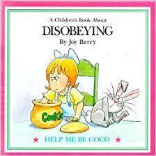CBSOC100092: Help Me Be Good - Disobeying