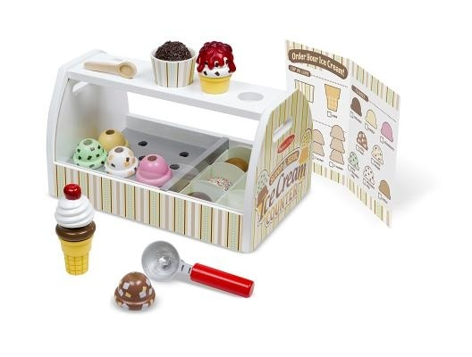 241: Scoop and Serve Ice Cream Counter