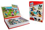EX81: Mickey & Friends Interactive Magnet Story Cards Playset