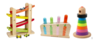 DS9: Wooden Coordination Toys