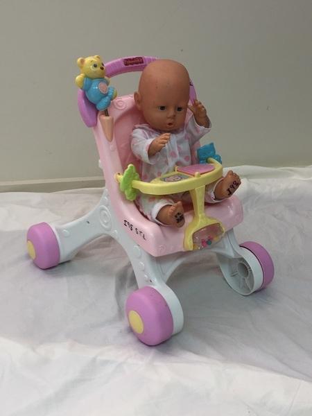 I098: INFANT PRAM