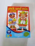 K033: PICK AND MIX PEOPLE