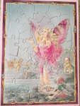 K109: PINK FAIRY PUZZLE