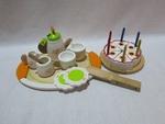 BIRTHDAY CAKE & TEA SET