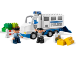 DUPLO POLICE TRUCK (5680)