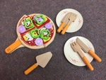 K165: HOMEMADE PIZZA SET