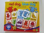 P126: RED DOG, BLUE DOG