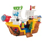 P140: LITTLE PEOPLE PIRATE SHIP