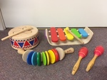 P177: TODDLER MUSIC SET