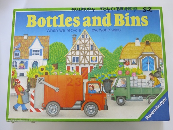 S002: BOTTLE AND BINS