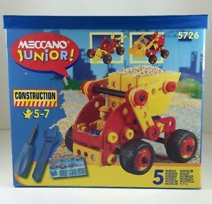 S034: JUNIOR MECCANO
