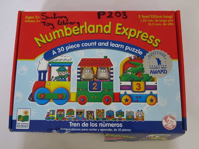 P203: NUMBERLAND EXPRESS