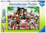 S077: FARM ANIMAL PUZZLE 300 PIECES