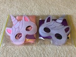 P225: UNICORNS CAPE AND MASK SET