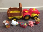 P232: LITTLE PEOPLE FARM TRACTOR