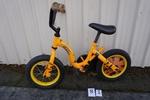 "81: Tigger pedal bike 12"""