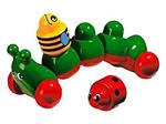 91: Lego primo caterpillar