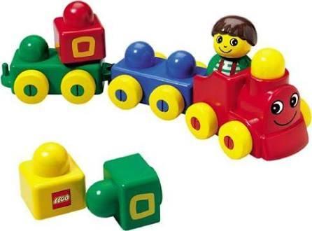 180: Lego Primo-Train