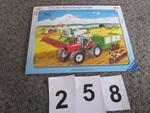 258: Tractor Scene