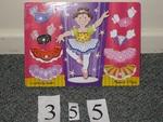 355: Ballerina Peg Puzzle