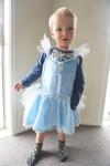 407: Princess Dressup Blue