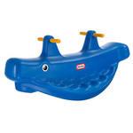 227: Whale teeter totter (rocker)
