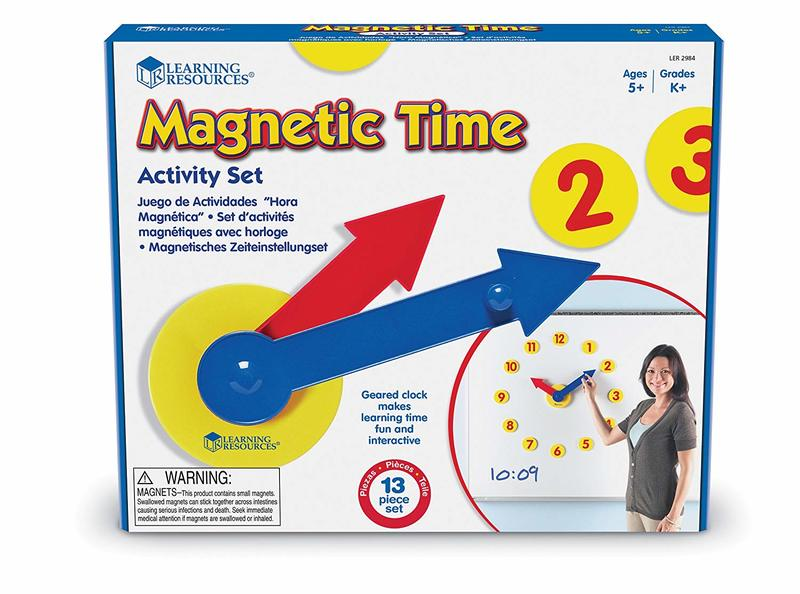 TS4-097: Magnetic Time Activity Set