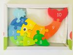 TS10-024: Wooden Whale Counting Puzzle