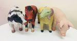 TS7-019: Jumbo Farm Animals Set