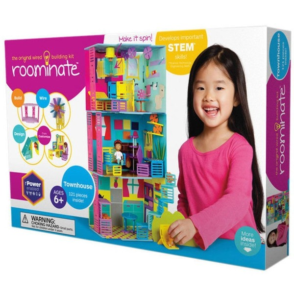TS7-027: Roominate Town House
