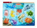 TS10-012: Magnetic Wooden Fishing Game Puzzle