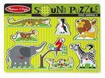 TS10-014: Sound Puzzle Zoo Animals