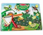 TS10-015: Magnetic Wooden  Bug Catching Game