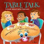 TS14-213: Table Talk - A book about table manners