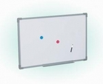 TS16-034: Magnetic Whiteboard 900 x 600mm
