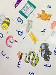 TS4-096: Alphabet Flash Cards