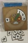 P21: Wodden Clock