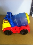 A021: Lil' Cement Truck