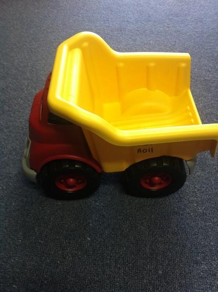 A011: Dump Truck