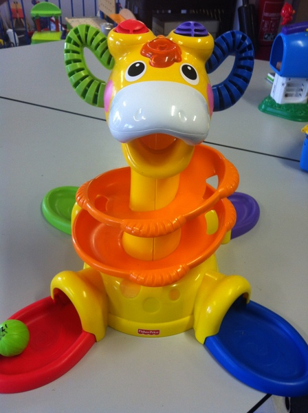 B021: Sit to Stand Giraffe