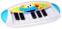 A032: Cookie Monster Keyboard